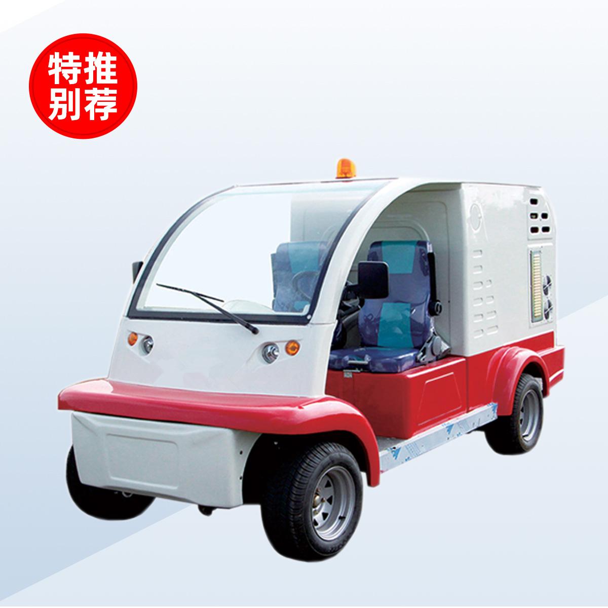 四轮考拉款电动高压冲洗车