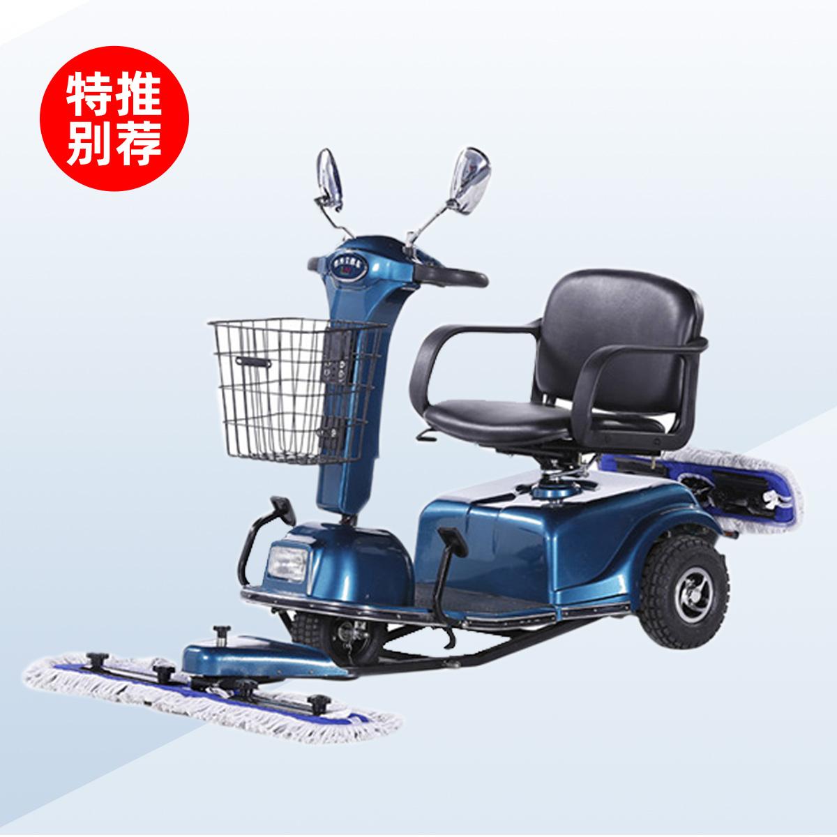 微玲WL-CT900电动尘推车