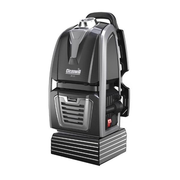 克力威JB61B/JB61B锂电肩背式吸尘器