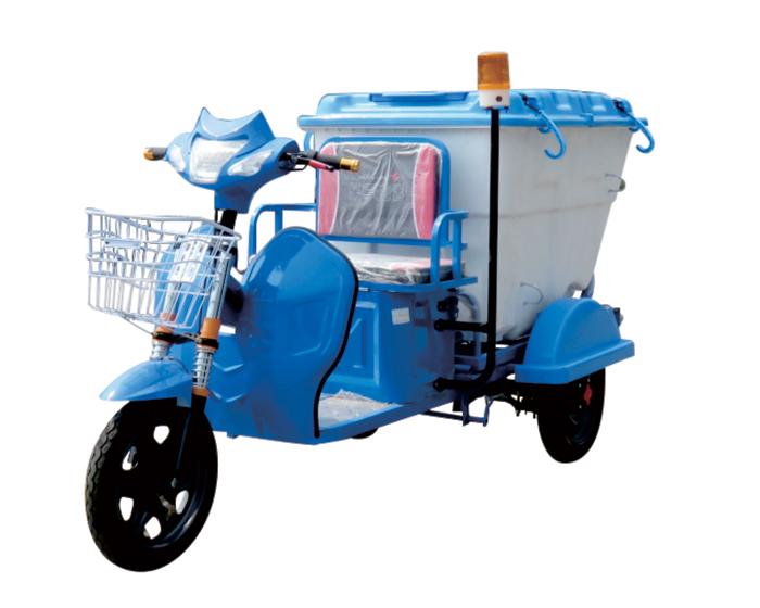 绿保LB3BJ500  电动三轮保洁车